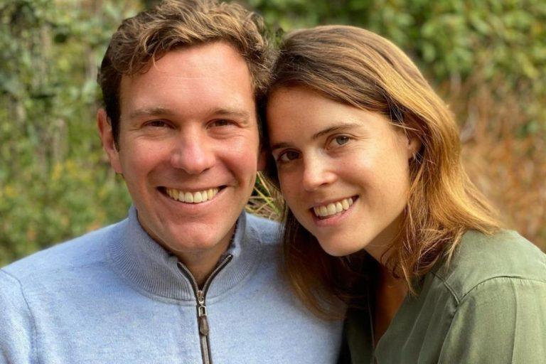 Eugenia de York y su marido abandonan por sorpresa la residencia de Harry y Meghan Markle seis semanas después de mudarse