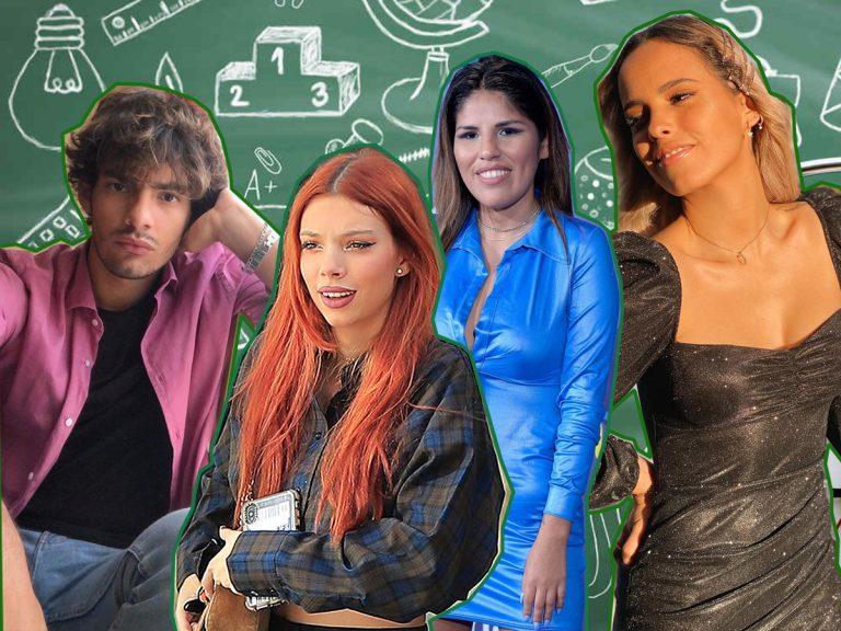 Poco éxito y mucho fracaso: la relación de la nueva hornada de famosos con los estudios