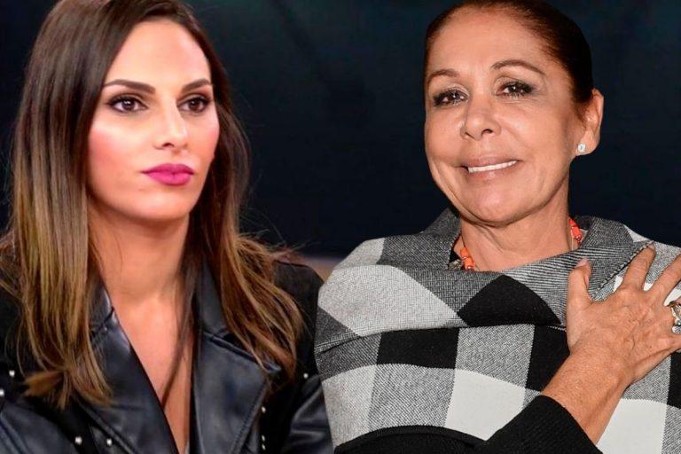 ¿Ha felicitado Isabel Pantoja a Irene Rosales? Tenemos la respuesta