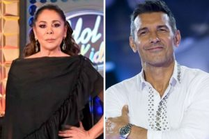 La promesa de Isabel Pantoja a Jesús Vázquez en la final de 'Idol Kids'