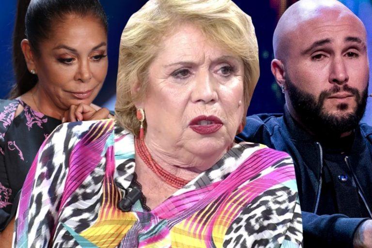 El dardo envenenado de María Jiménez a Isabel Pantoja por su conflicto con Kiko Rivera