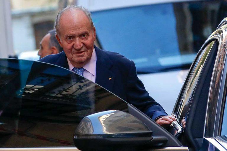 Casa Real se pronuncia sobre la salud del Rey Juan Carlos y niega su gravedad