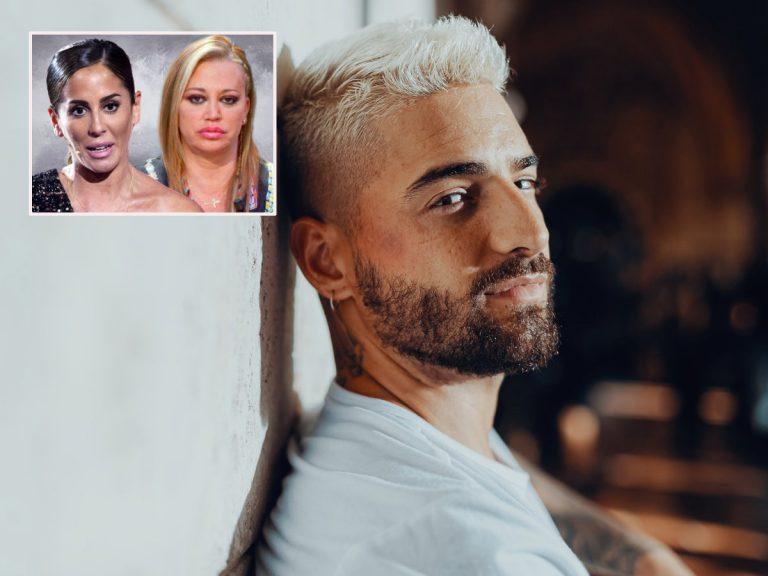 ¿Por qué Maluma le da las gracias a Belén Esteban y Anabel Pantoja?