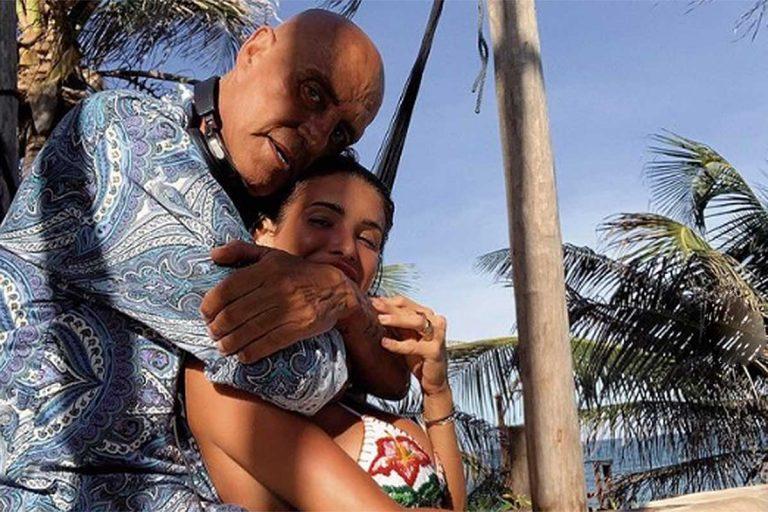 Las fotos que resumen el estado en el que están siempre Marta López y Kiko Matamoros