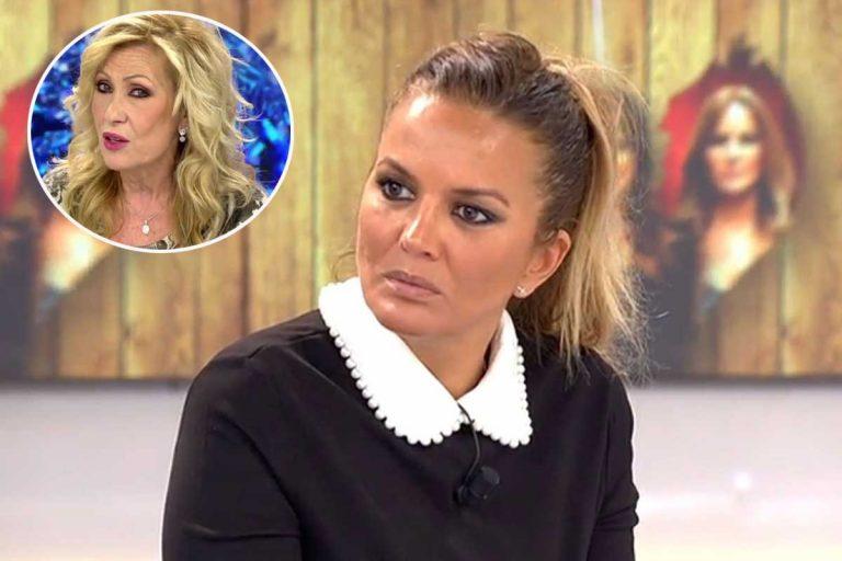 El monumental enfado de Marta López y Rosa Benito: «Nadie tiene que mandar sobre mí»