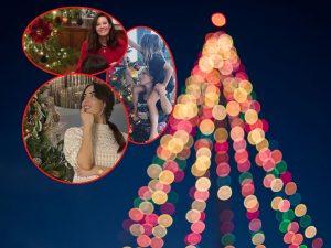 Así han decorado los famosos sus casas por Navidad