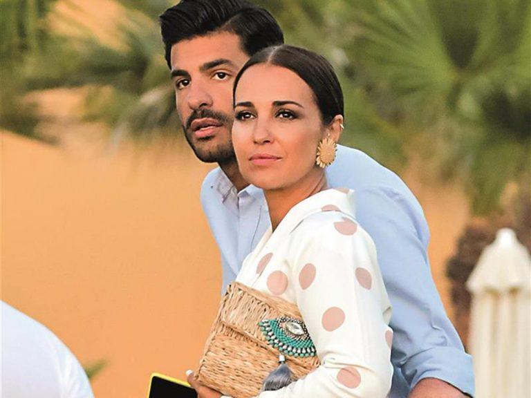 Paula Echevarría y Miguel Torres superan un año más juntos tras las pruebas más duras