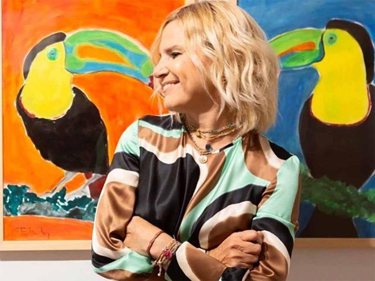 El kimono de Eugenia Martínez de Irujo nos ha conquistado… y ademas es eco-friendly