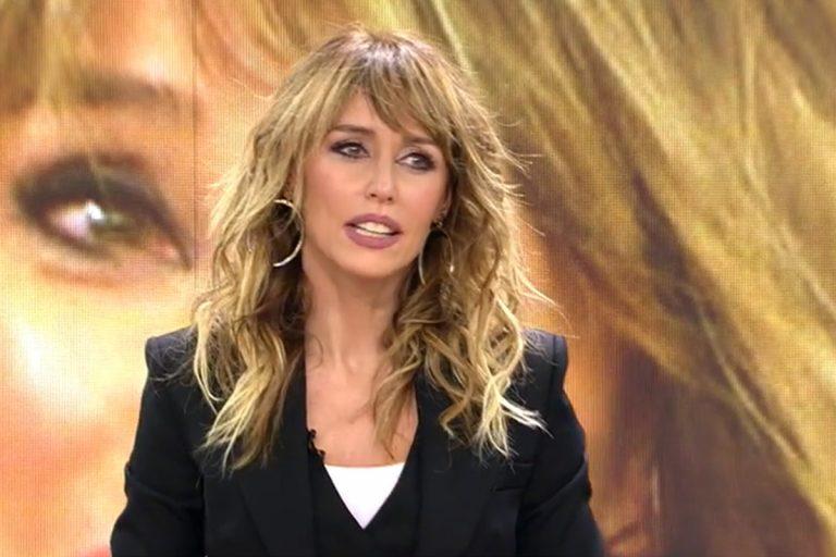 Así ha sido el emocionante regreso de Emma García a televisión tras superar el coronavirus