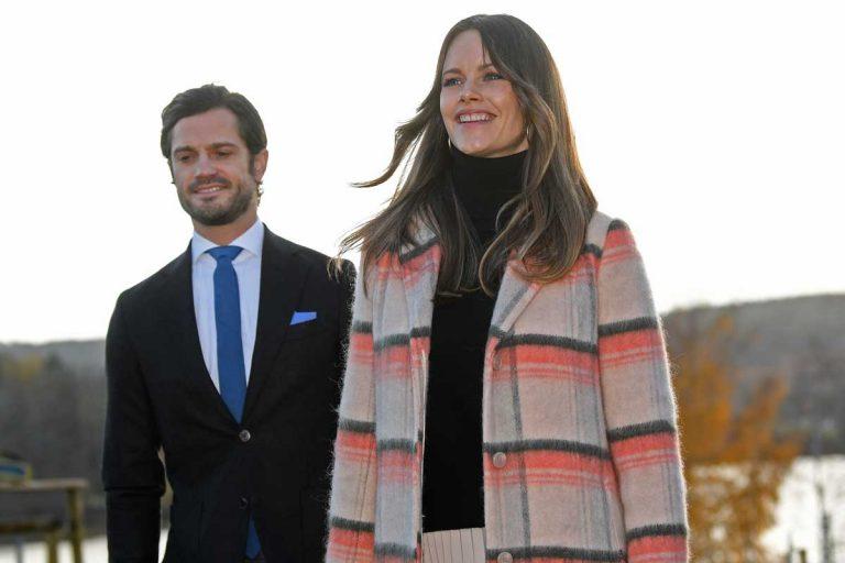 Carlos Felipe y Sofía de Suecia esperan su tercer hijo en pleno confinamiento