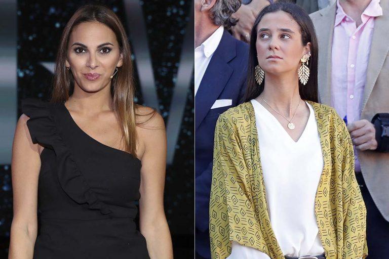 El curioso momento en el que Irene Rosales conoció a Victoria de Marichalar