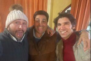 Kiko Rivera se reencuentra con sus hermanos, Francisco y Cayetano, por Navidad