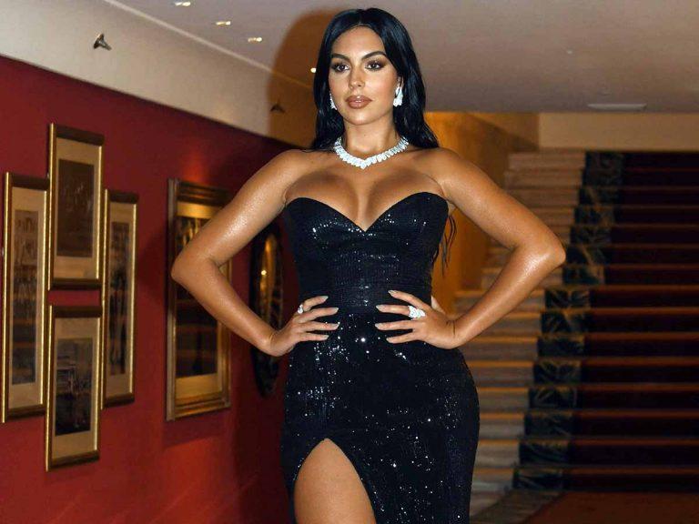 Todos los looks de impacto que Georgina Rodríguez ha lucido en Dubai