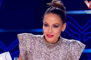 Eva González, invitada sorpresa de 'Mask Singer: adivina quien canta'