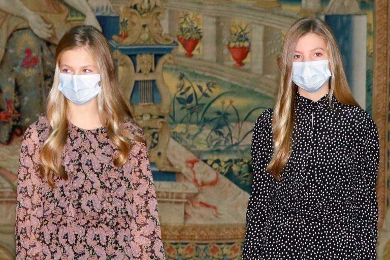 La reaparición sorpresa de la Princesa Leonor (¡con tacones y hablando en catalán!) y la Infanta Sofía
