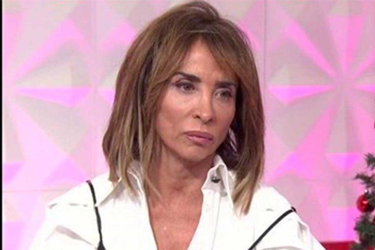 Así reacciona María Patiño cuando el padre de Marina de 'La isla de las tentaciones' le tira los tejos