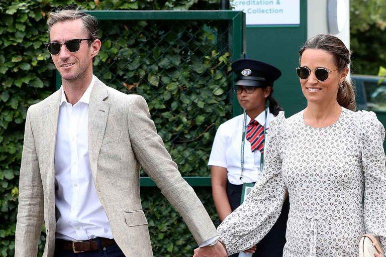 Pippa Middleton, embarazada de su segundo hijo