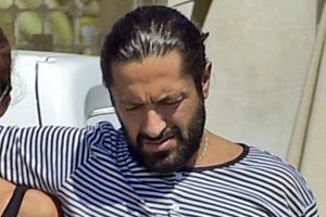 """Así pasa las horas Rafael Amargo en los calabozos: """"No para de llorar"""""""