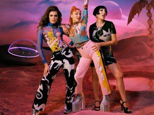 Rossy de Palma y la modelo trans Valentina Sampaio, nuevos iconos de Desigual