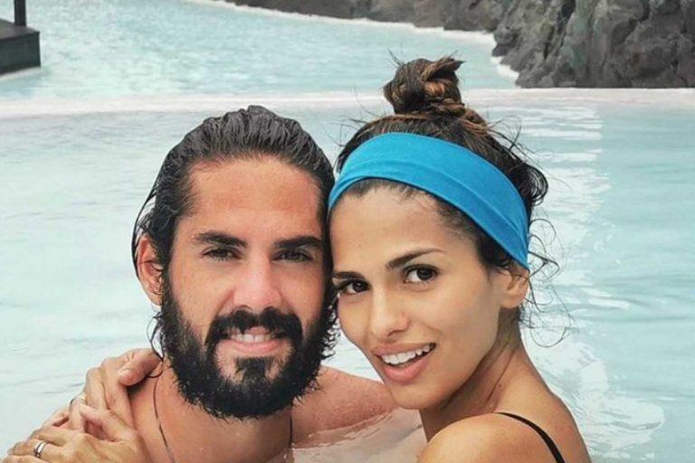 Isco Alarcón y Sara Sálamo, padres de su segundo hijo