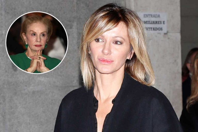El zasca de Susanna Griso a Carolina Herrera: «Hay algunas que mean tanta colonia que deberían embotellarla y venderla»