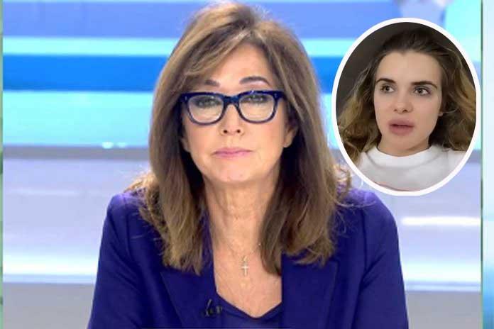 El monumental cabreo de Ana Rosa Quintana con una 'influencer' negacionista: «Es idiota»