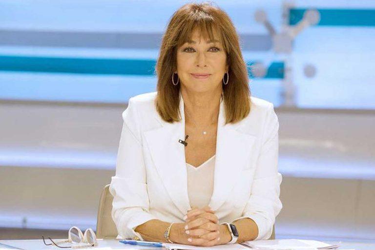 La increíble transformación de Ana Rosa Quintana: así era en la primera emisión de su programa