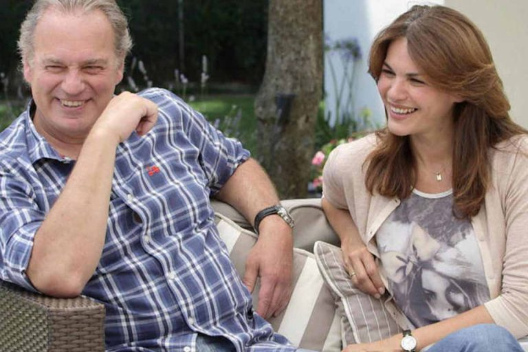 El día que Bertín Osborne consiguió enamorar a Fabiola Martínez