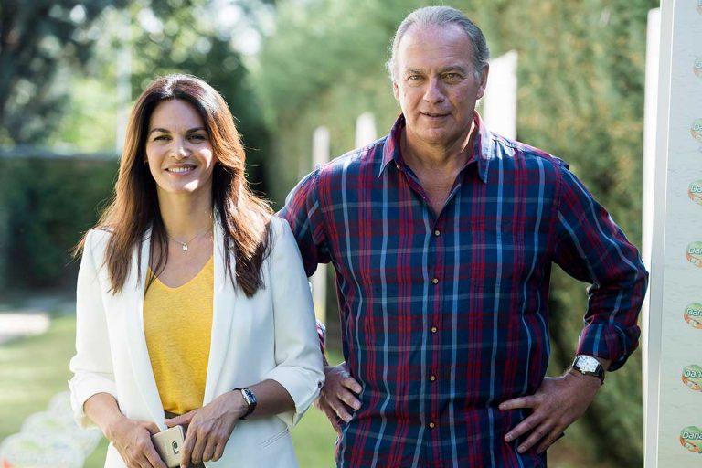 La guerra que mantiene a Bertín Osborne y Fabiola Martínez en el mismo bando