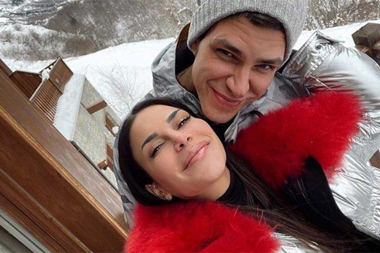 Carla Barber y Diego Matamoros, atrapados: su romántica escapada se alarga por la nieve de Madrid