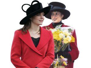 Todas las veces que Kate Middleton se inspiró en Diana de Gales a la hora de vestir