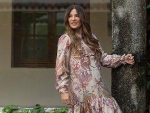 Raquel Bollo se convierte en la mejor modelo de su propia marca con el look más bonito