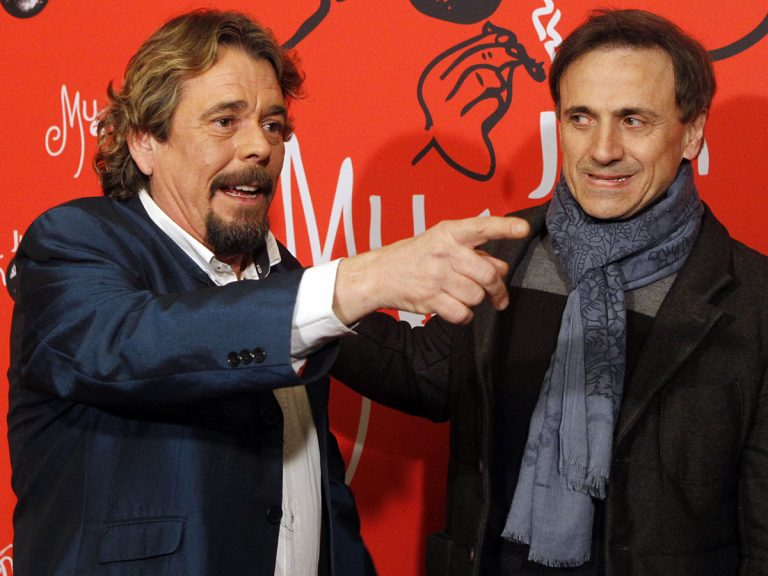 Los amigos de José Mota y Juan Muñoz tras su fea guerra: «Es una verdadera pena»