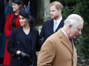 El último gran feo del príncipe Harry a su padre, el príncipe Carlos, amparado por Meghan Markle