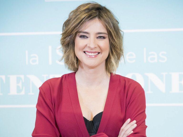 El sutil cambio de look de Sandra Barneda para empezar el año