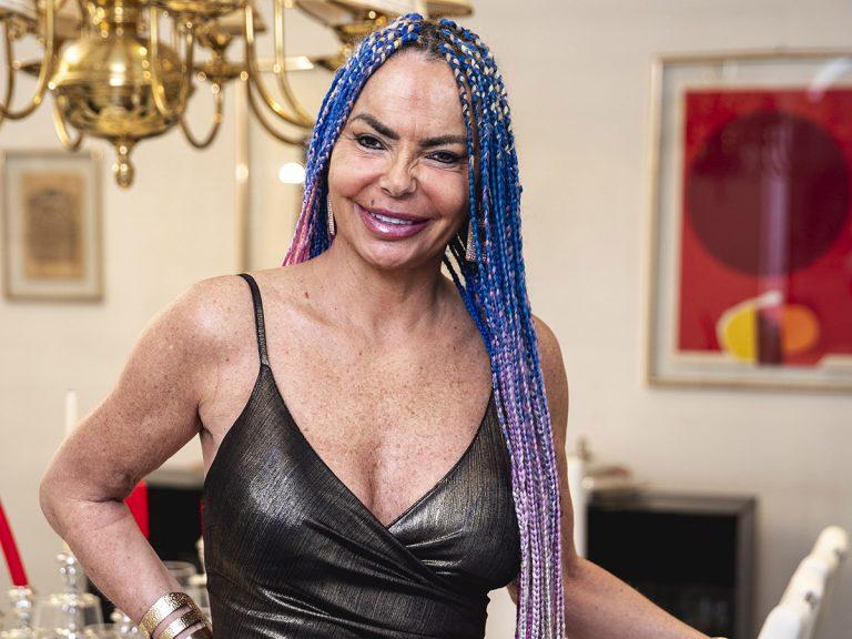 Las serias secuelas físicas en el rostro de Leticia Sabater tras la fiesta ilegal en su casa