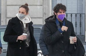 La inesperada escapada de Eva González y Cayetano Rivera a la nieve