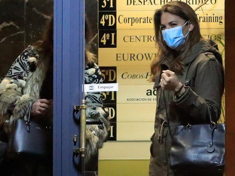 Fabiola Martínez mueve ficha en su separación con Bertín Osborne y se reúne con sus abogados