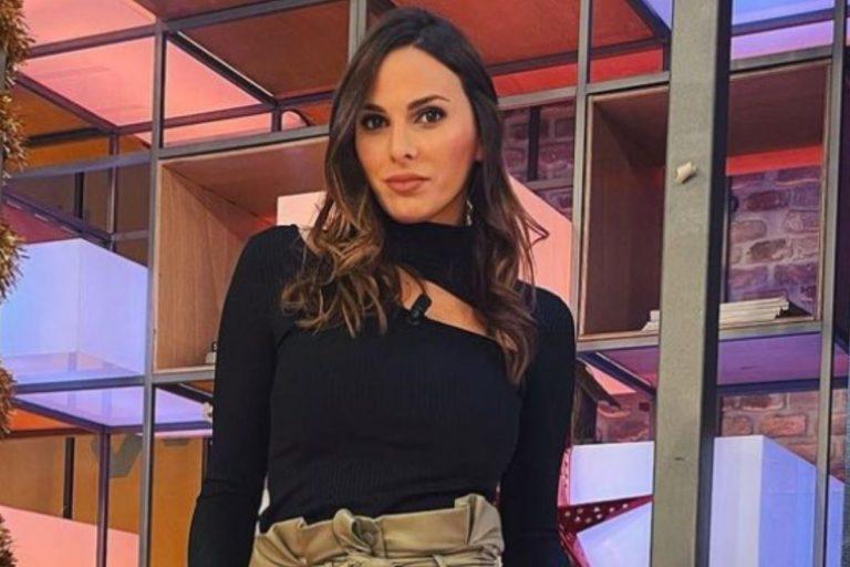 Jerséis cut out, la prenda estrella que ya lleva Irene Rosales (y otras muchas famosas)
