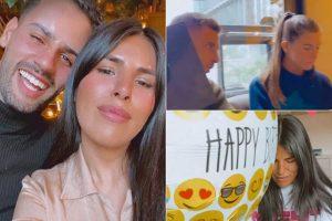 Chabelita Pantoja sorprende a Asraf Beno con un plan especial para celebrar su cumpleaños