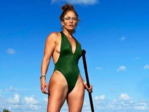 Jennifer Lopez desvela los secretos de su dieta para lucir cuerpazo