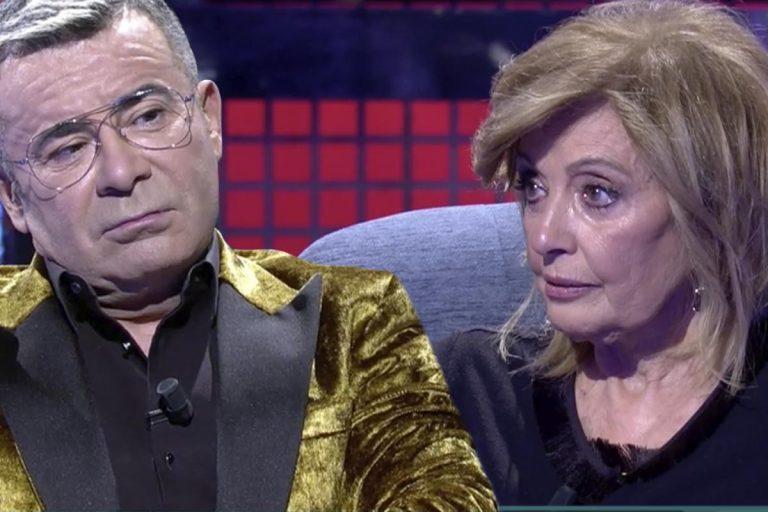 María Teresa Campos se justifica: La verdadera razón de su encontronazo con Jorge Javier Vázquez
