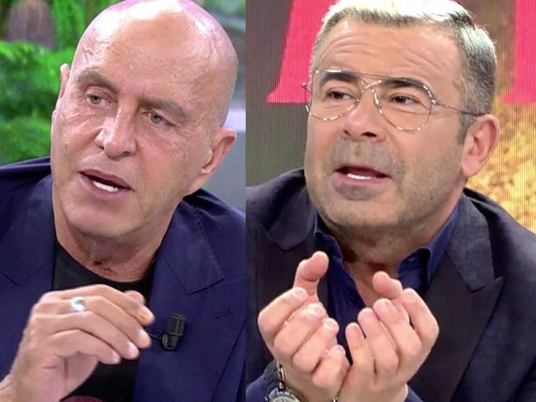 Jorge Javier Vázquez pide un aumento de sueldo en directo y Kiko Matamoros estalla
