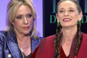 El veto de Paola Dominguín a Lydia Lozano: «Empezamos el año haciendo limpieza»