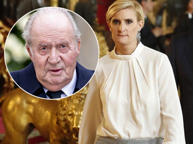 María Zurita desvela cómo está el Rey Juan Carlos tras hablar con él desde Abu Da bi