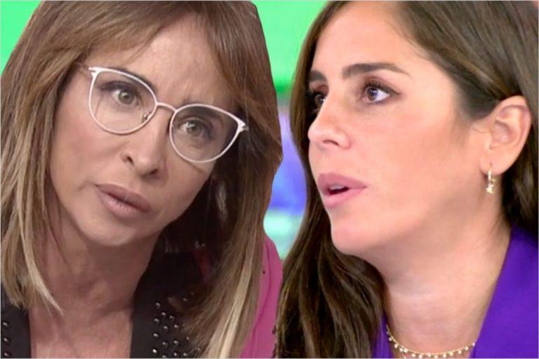 María Patiño carga contra Anabel Pantoja: «Es interesada y mentirosa»