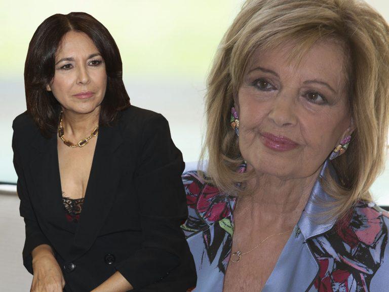 María Teresa Campos 1- Isabel Gemio 0: la guerra que le ha ganado tras su tensa entrevista