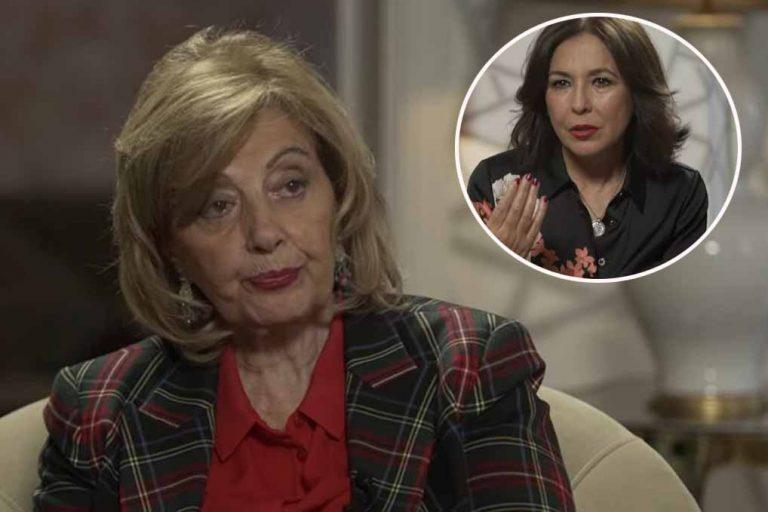 """María Teresa Campos, a Isabel Gemio: """"No se puede ser más mezquina y gilipollas"""""""