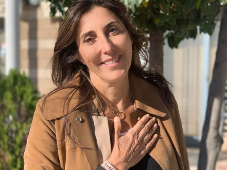 Paz Padilla recuerda a su madre con un emotivo vídeo en el primer aniversario de su muerte