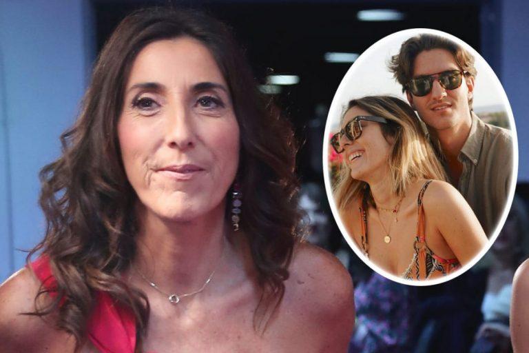 Paz Padilla y su yerno, Iván Martín, a puñetazo limpio en un divertido vídeo de Tik Tok